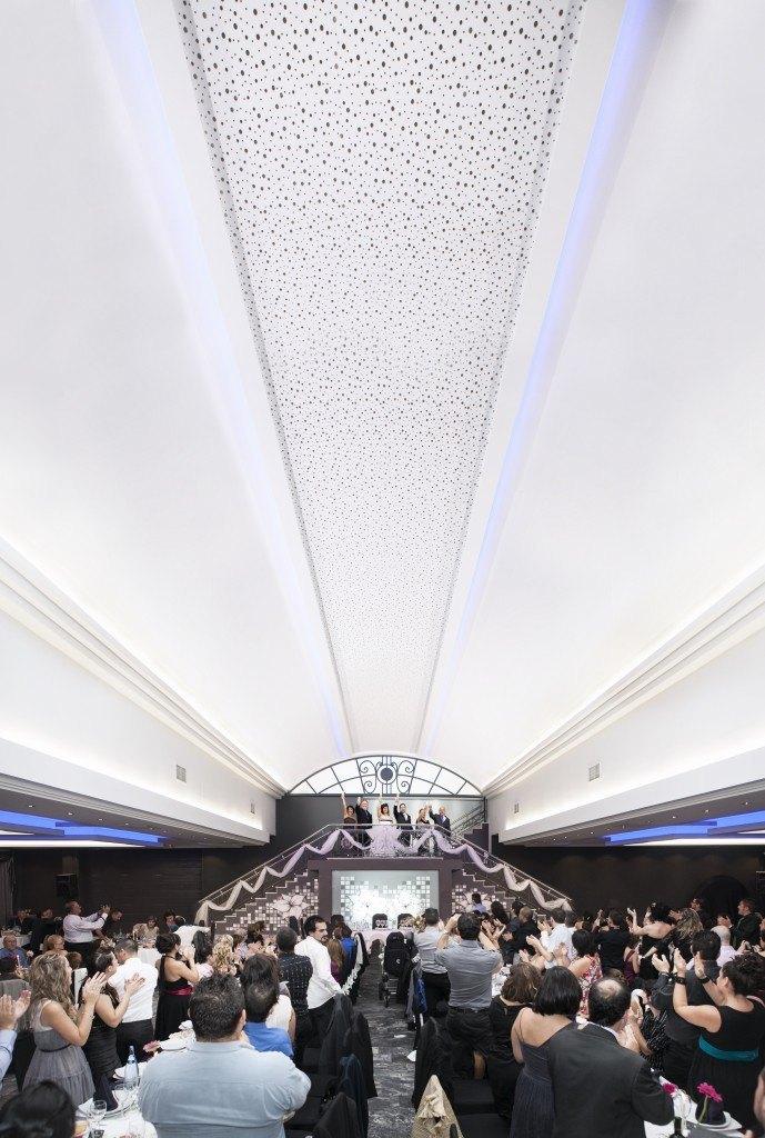 Salón para bodas en Alicante