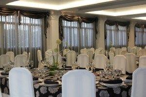 Salón Juanjo Sala 1 Boda centro de mesa